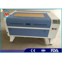 Compact Desktop Wood Laser Engraving Machine Water Cooling Easy Operation Manufactures