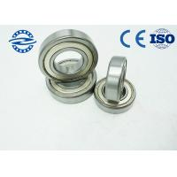 High Speed Single Row Ball Bearing , 6006 - 2RS1 Small Ball Bearings 30 × 55 × 13mm Manufactures