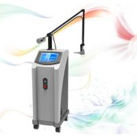 Skin rejuvenation, acne and strech mark removal RF Pipe Fractional CO2 laser machine Manufactures