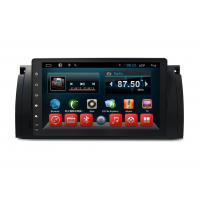 China Touchscreen 2 Din Android Car Navigation Video Multimedia BMW 5 Series X5 E38 E53 E39 on sale