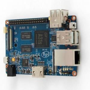 Original Banana Pi M2 Board BPI-M2 A31S Quad Core on-board WiFi 1GB RAM