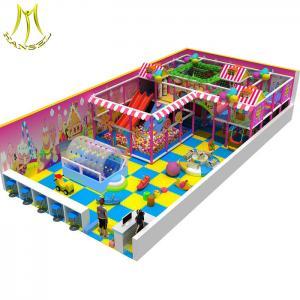 China Hansel  kids play equipment garden play equipment soft play equipment on sale