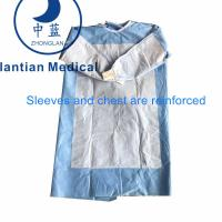 Surgical Gown Reinforced|Disposable Reinforced Gown Manufacturer Manufactures