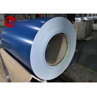 Hot Dip Prepainted Galvanized Steel Coil 600-1250mm Width With SGS Certified Manufactures