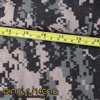 China Cotton Camouflage Printing Fabric on sale
