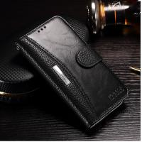 Meizu M5 Note Vintage Wallet Case , No Scratch Leather Cell Phone Case Manufactures