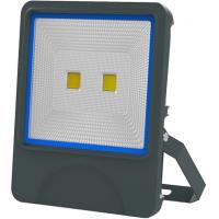 Epistar COB LED Flood Light Retrofit 100W waterproof IP66 Black Silver Manufactures