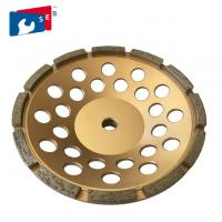 105mm Diamond Cup Wheel with Wet Grinding for Marble Concrete Manufactures