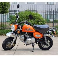 50cc 4 Stroke Air Cooled High Powered Motorcycles With 4 Gear Engine Manufactures