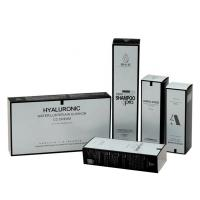 Rectangle Skin Care Cosmetic Box Packaging / Custom Printed Cosmetic Paper Box Manufactures