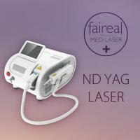 0-1000MJ ND YAG Laser Tattoo Removal Machine With CE Appproval Manufactures