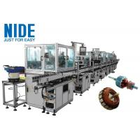 RAL9010 Electric Motor Production Line Armature Auto Winding Machine Manufactures