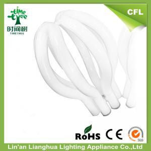 Professional 65 - 75W Lotus 17mm CFL Raw Material 5U Halogen Lamp Tube Manufactures