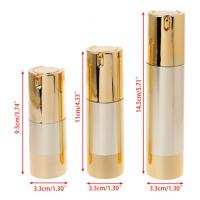 manufacturer oem 30ml 50ml 100ml small luxury acrylic recyclable cosmetics empty containers and packaging Manufactures