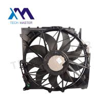 Auto Parts Radiator Car Cooling Fan For BMW E83  Cooling Fans 17113442089 Power 600W Manufactures