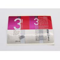 Protective Printing Paper Adhesive Product Labels Greaseproof For Packaging Film Manufactures