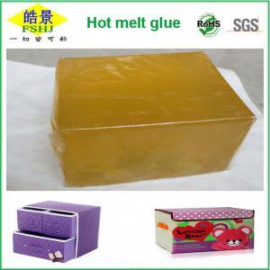 China EVA Polyamide Hot Melt Adhesive , Hot Melt Pressure Sensitive Adhesive Non Polluting on sale