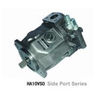 Single Keyed Shaft side port Hydraulic Pump High Pressure HA10VSO Manufactures