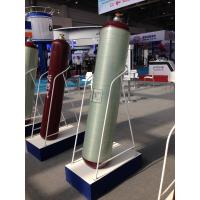 Type 2 Natural Gas Cylinder with Fiberglass Wrapped ISO11439 Standard OD 420mm Manufactures