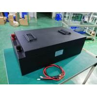 China High DisCharge 72 Volt 120Ah LiFePO4 Battery For Electric Forklift Car Conversion on sale