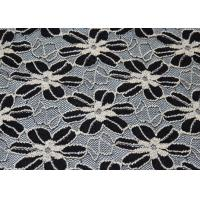 Flower Elastic Lace Fabric Manufactures