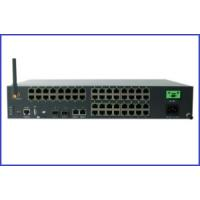 China 16/32/48 Channel Serial RS232/RS485 to Ethernet/IP converter on sale