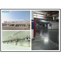 Industrial Cold Room Warehouse With Air Cooled Refrigeration Condensers Manufactures