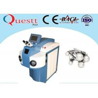 China 60 - 120 J Jewelry Laser Welding Machine for Gold, Silver, Steel CE Certificate on sale