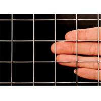 China Stainless Steel Welded Wire Mesh Panels for Walkway Deck Railings 3.0mm on sale