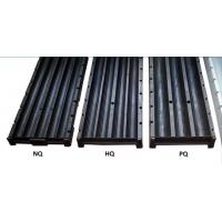 BQ NQ HQ PQStrong temperature resisting with high intensity  Plastic Drilling Core Tray Manufactures