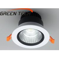 China 2700K - 6500K 6 Inch Ceiling Lights Downlights , High Power LED Lights Downlights on sale