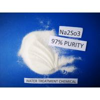 High 97% Purity Sodium Sulfite Food Grade Vegetable Preservative Bleaching Agents Manufactures