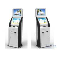 China Custom Made Vending Machine Cell Phone Top Up Printing Download Bill Payment Kiosk on sale