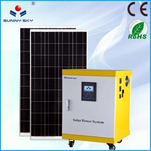 China solar power generator energy saving machines home solar power system home on sale