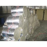 Rock Wool Blanket with Aluminum Foil Manufactures