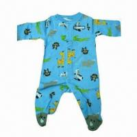 Baby clothing with one set made of fabric Manufactures