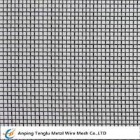 China Stainless Steel Woven Wire Mesh|by SS302/304/316/321 for industry Customized Size on sale