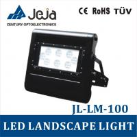 high power factor 100W LED flood lighting MeanWell power source&Philips chips Manufactures
