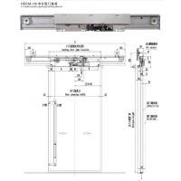 HDCM-06 2 leafs center opening landing device Manufactures