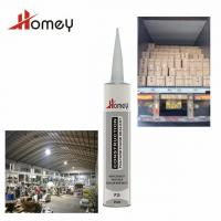 Sealing Filling Joints Pu Foam Construction Sealant Winsowshield Auto Glass Car Windscreen Adhesive Sealant 310 / 600ml Manufactures