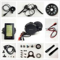 Bicycle Mid Drive Electric Motor Kit , Mid Drive Conversion Kit With CE Certificate Manufactures