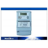 DTS1088 3 Phase Digital Energy Meter , Three Phase Electric Meter Manufactures