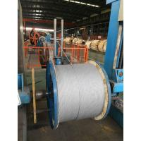 Buy cheap More Layers LT -190521-1 Aluminium Clad Steel Strands For Underground Wire from wholesalers