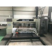 HRB-1224 LEAD EDGE FLEXO  PRINTER SLOTTEER  DIE CUTTER MACHINE Manufactures
