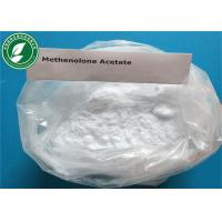 Lab Supply Steroid Powder Methenolone Acetate CAS 434-05-9 with 100% Pass Customs Manufactures