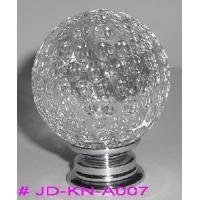 Golf Crystal Cabinet Knob (JD-KN-A007) Manufactures