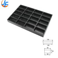 Grade Aluminum Perforated Baking Trays , 600 X400mm Aluminium Baking Pan Manufactures
