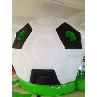 Commercial Inflatables Soccer Ball Bounce House For Kids Inflatable Children