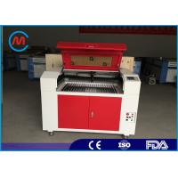 China Homemade CNC Co2 Portable Laser Cutting Machine For Wood High Efficiency on sale
