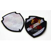 China Promotional Embroidery Badges Custom Embroidered Patches For Jackets on sale